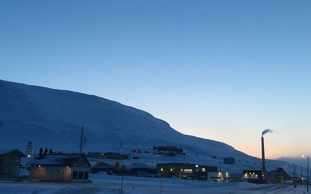SSSI workshop in Longyearbyen in December 2020