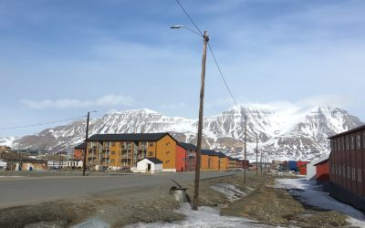 "Call for journal manuscripts for a collection of articles on ""Changing Svalbard"" in Polar Record"