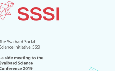 Report from the SSSI workshop at the Svalbard Science Conference 2019 in Oslo