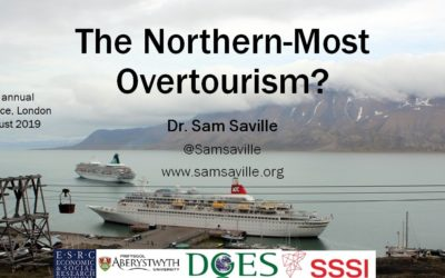 The northernmost overtourism?
