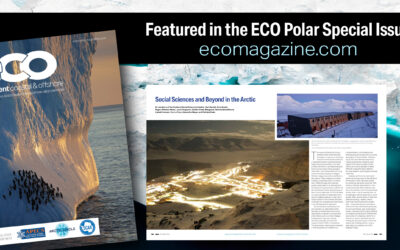 Joint article by the SSSI on social sciences and humanities research in the Arctic