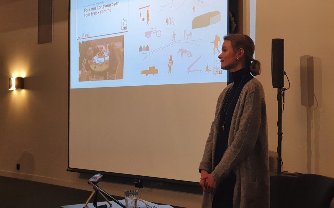 Focus groups presented to members of Visit Svalbard