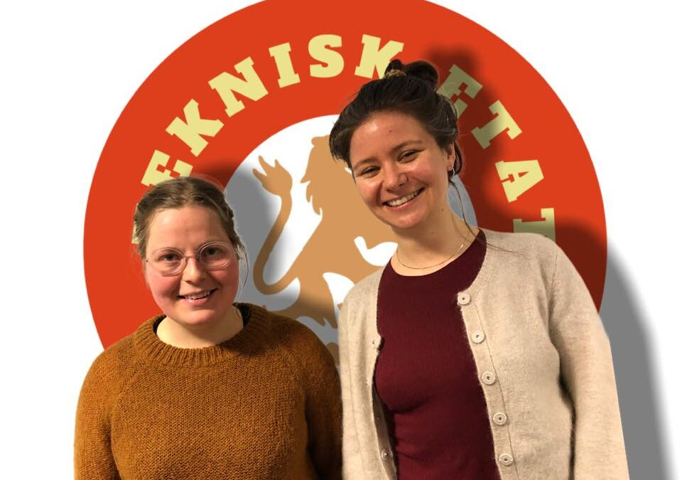 Teknisk Etat Podcast about the LPO & SSSI focus groups project