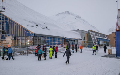 Exhibition: People about Longyearbyen as a physical framework