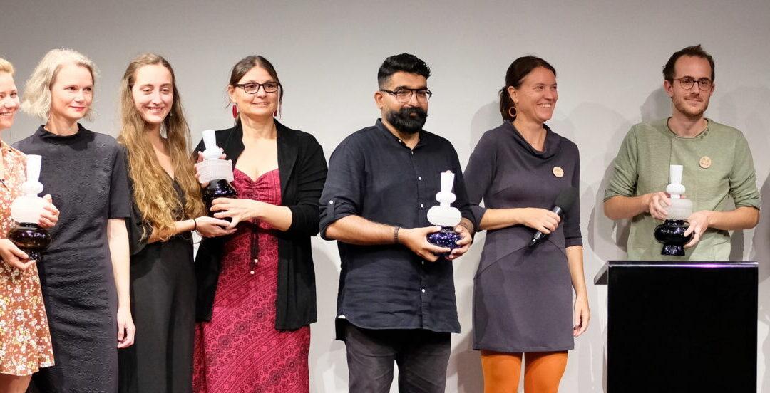 LPO & SSSI project won WWNA Apply Awards