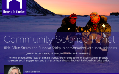 Hearts in the Ice Community Science Panel