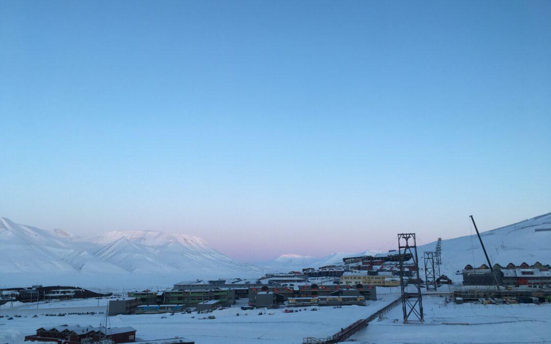 SSSI-NERSC Workshop in Longyearbyen
